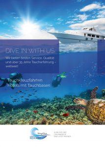 Slow Dive Katalog 2020 Tauchkreuzfahrten Hotels und Tauchbasen