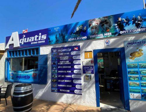 Aquatis Diving Center Lanzarote