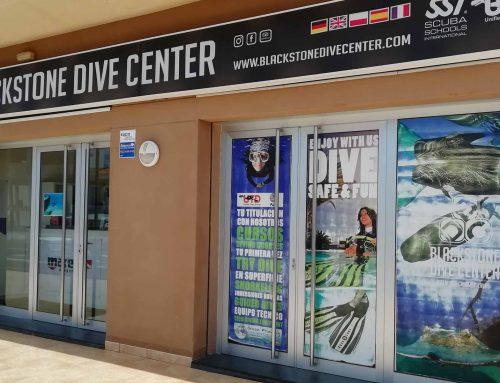 Blackstone Dive Center Teneriffa
