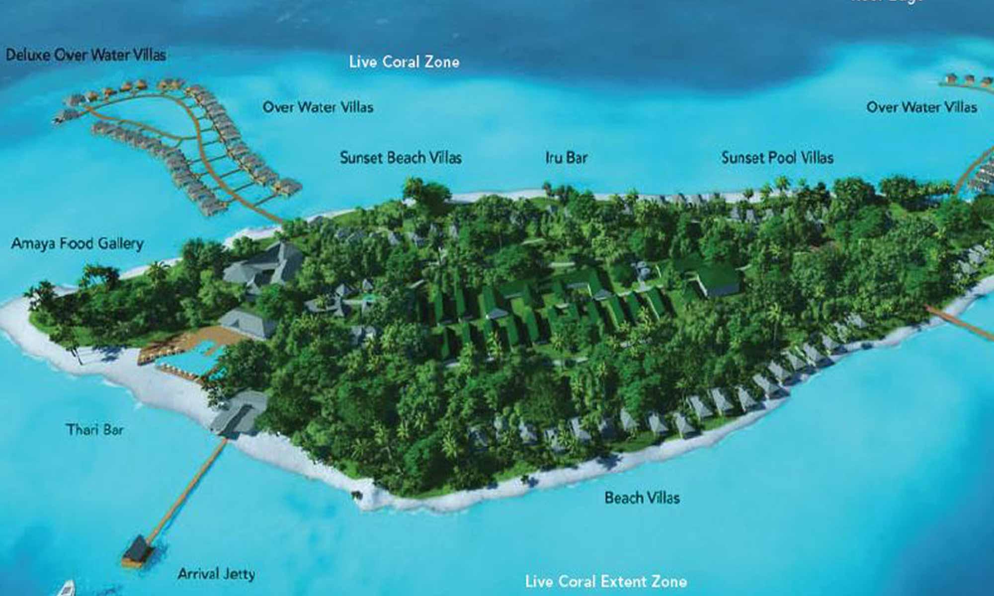 Slow Dive Indischer Ozean Malediven Euro Divers Amari Havodda