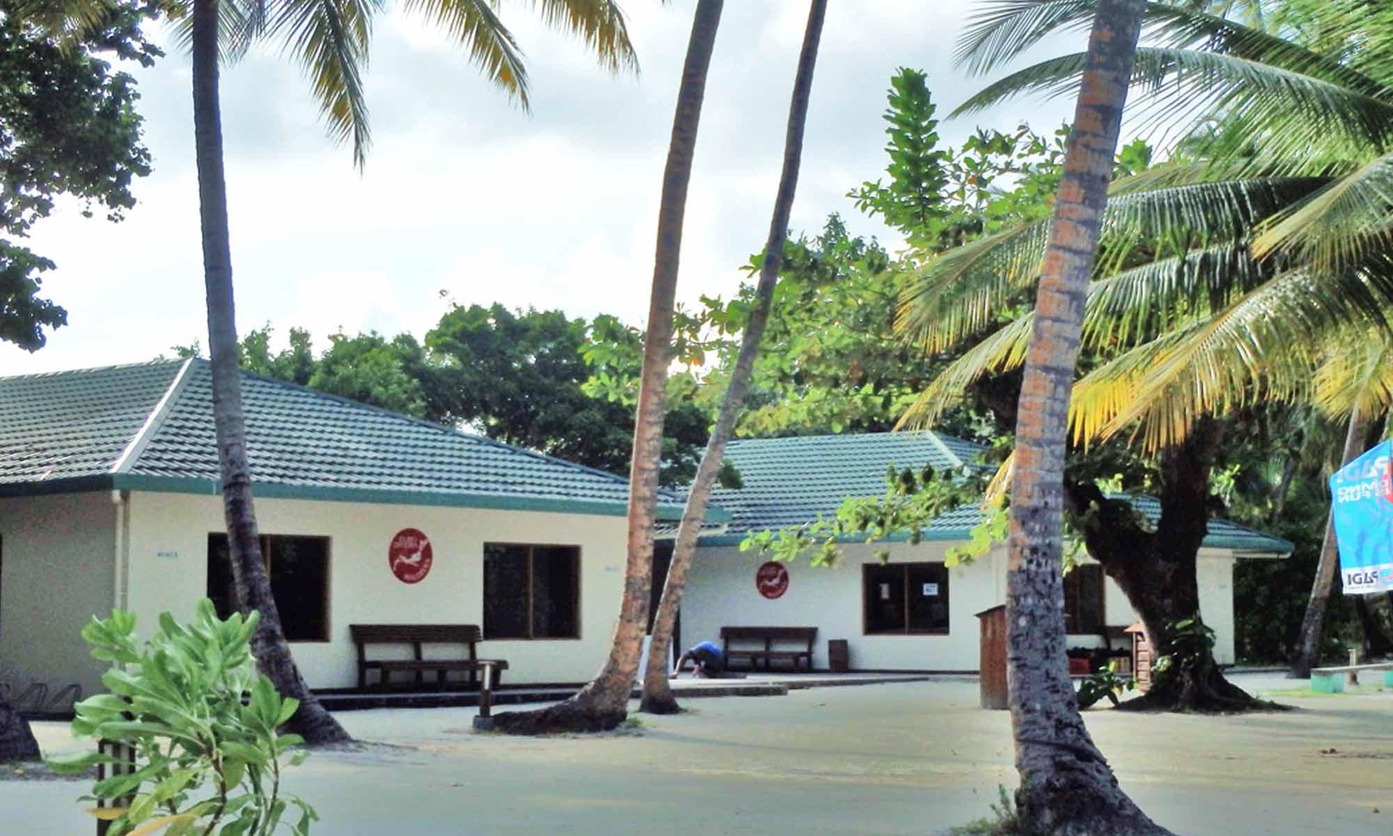Slow Dive Indischer Ozean Malediven Euro Divers Meeru
