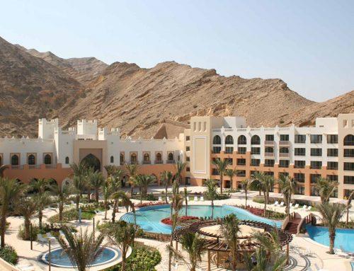 Shangri La Muscat