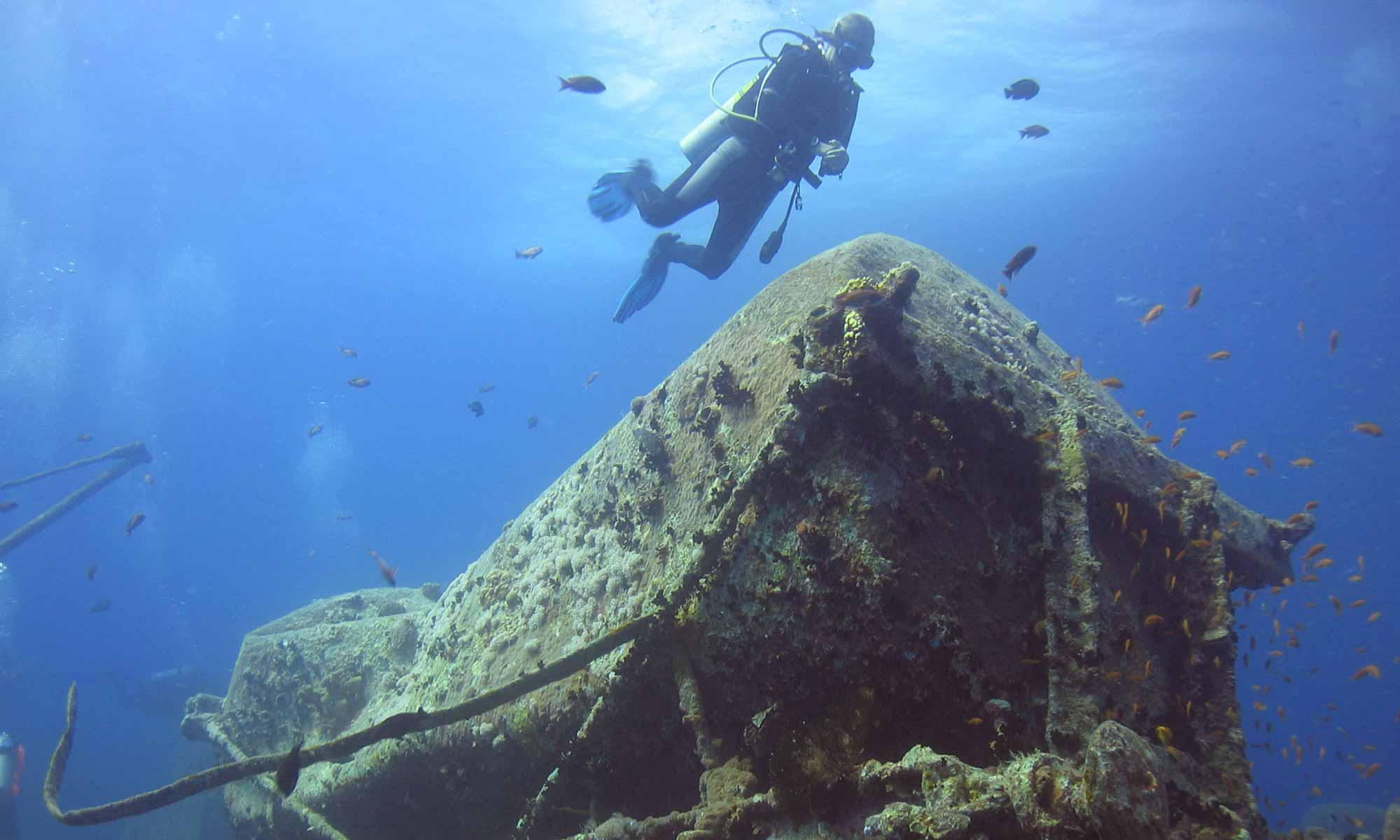 Slow Dive Rotes Meer Ägypten Camel Dive Club Thistlegorm
