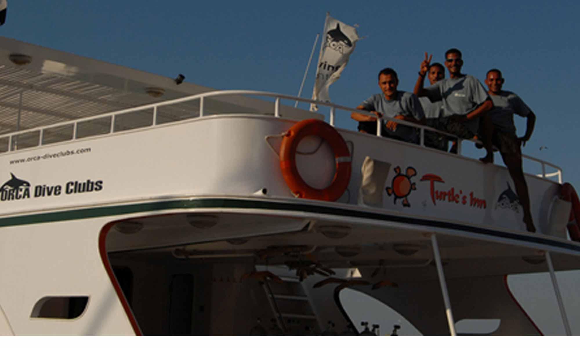 Slow Dive Rotes Meer Ägypten Orca Dive Club El Gouna