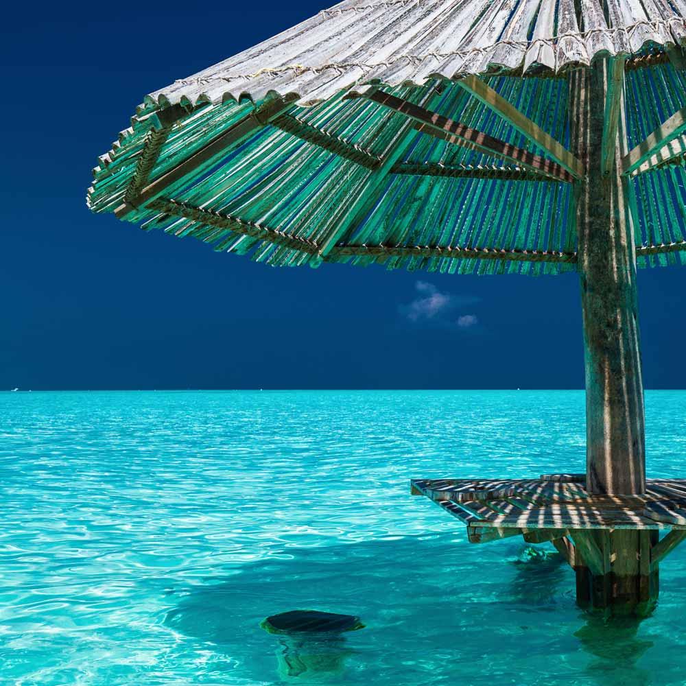 Slow Dive Südsee Fiji Strand