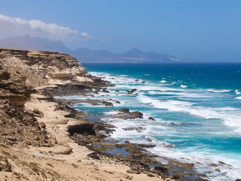 Slow Dive Angebote Spanien Fuerteventura Küste