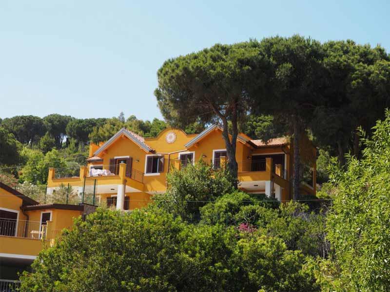 Slow Dive Angebote Italien Elba Appartment Villa Eden Piano Terra Aussen