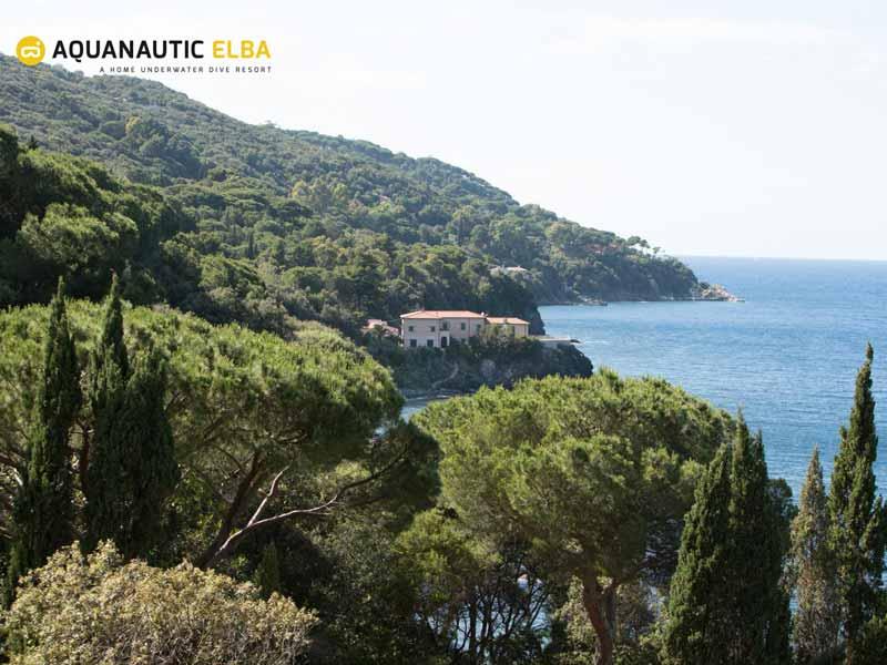Slow Dive Angebote Italien Elba Berge