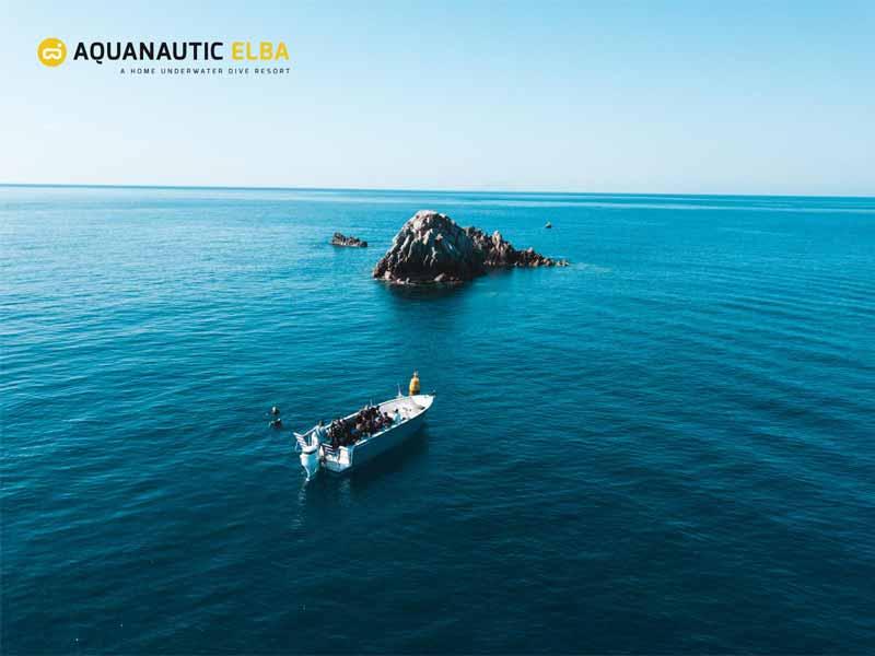 Slow Dive Angebote Italien Elba Boot